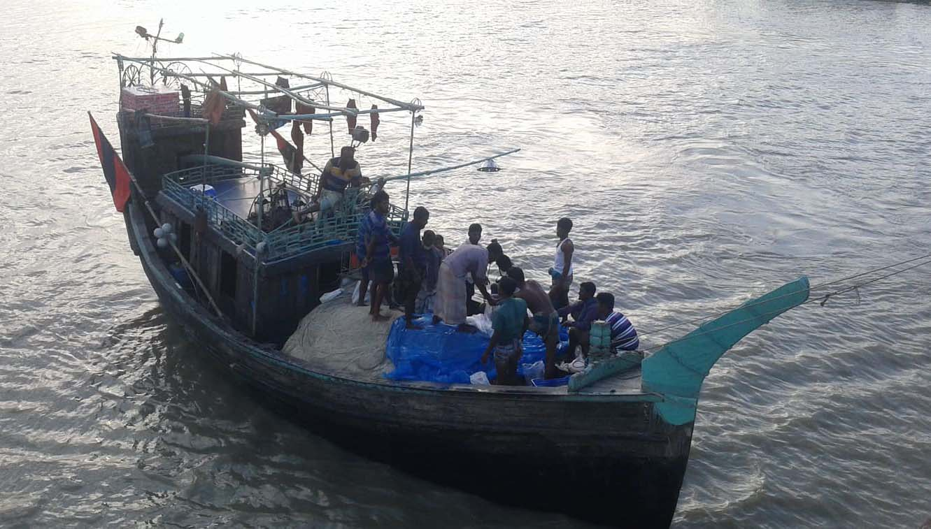 লক্ষ্মীপুর: কাল থেকে মেঘনায় মাছ ধরা বন্ধ