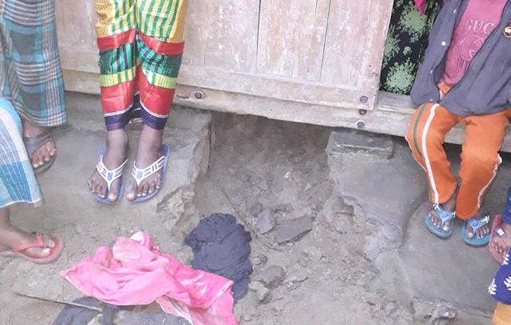 রামগতি পৌরসভা: ৯নং ওয়ার্ডে টানা সিঁধেল চুরি