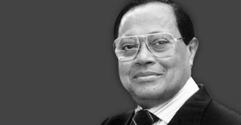 ব্যারিস্টার মওদুদ: এক কিংবদন্তী রাজনৈতিকের প্রস্থান