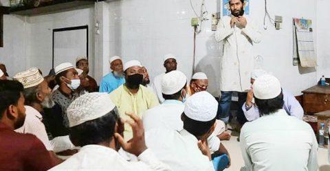 রামগতি: ফরিদুন্নাহার লাইলী'র সুস্থতা কামনায় দোয়া
