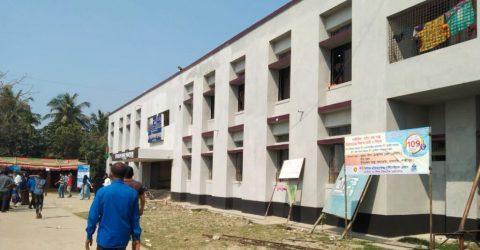 করোনা প্রকোপে রামগতি উপজেলা স্বাস্থ্য কমপ্লেক্সে বিধি নিষেধ আরোপ