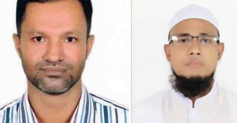 কমলনগরে সড়ক দুর্ঘটনায় দুই গণমাধ্যমকর্মী আহত
